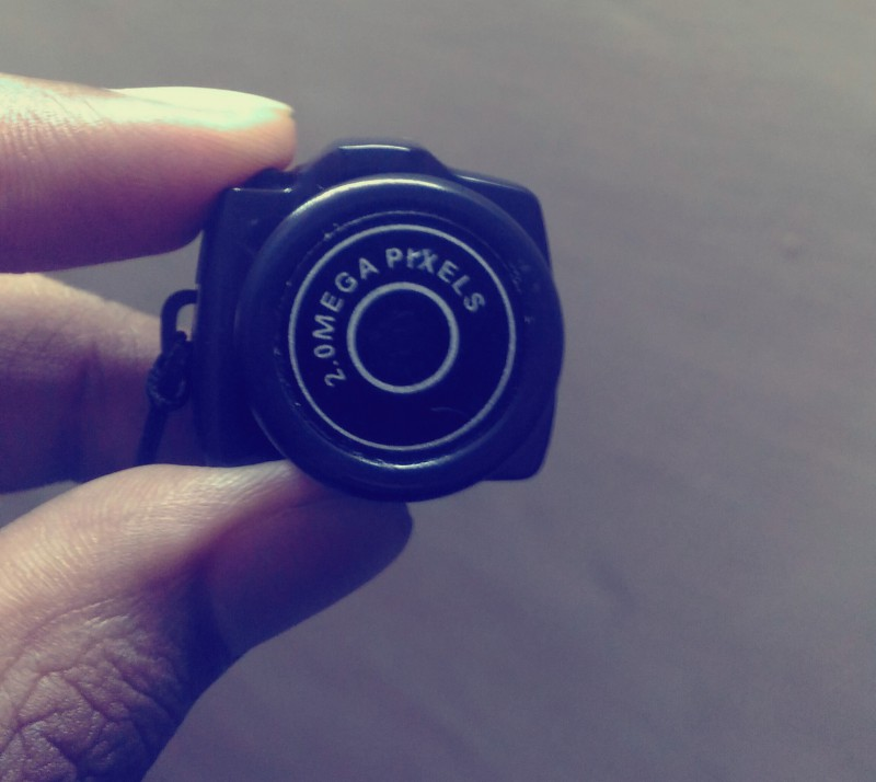 World's Smallest Camera Unboxing and Sample Pictures