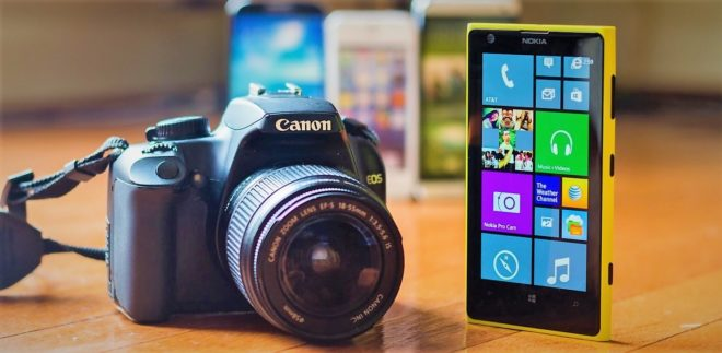 SmartPhone Vs DSLR : Comparison Between SmartPhone Camera Vs DSLR