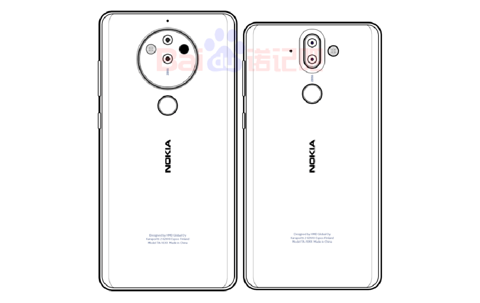 NOKIA 8 Pro With Rotating Penta Carl Zeiss Lens – A Real Game Changer