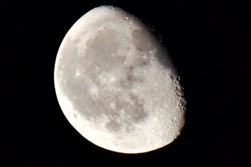How to Photograph Moon with Tamron 70-300 Di VC USD